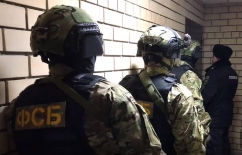 В Воронеже пресечена деятельность сторонников украинской радикальной группировки