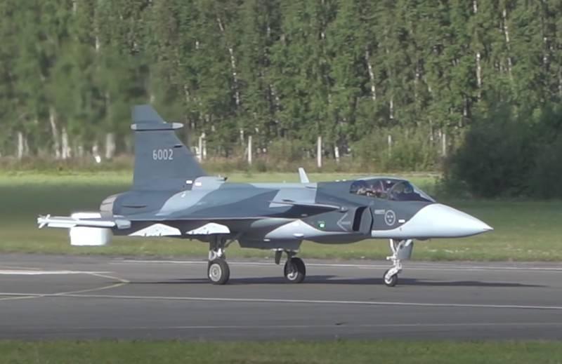 「ロシアの攻撃を撃退するための最良の選択」:スウェーデンはフィンランド空軍にグリペンEの購入を提案