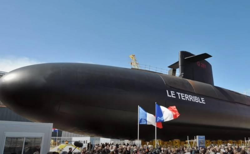 Frankreich begann mit der Entwicklung einer neuen Generation von Atom-U-Booten