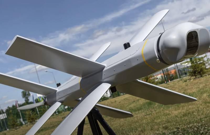 Rostec, Suriye'de yerli kamikaze dronlarının kullanıldığını doğruladı