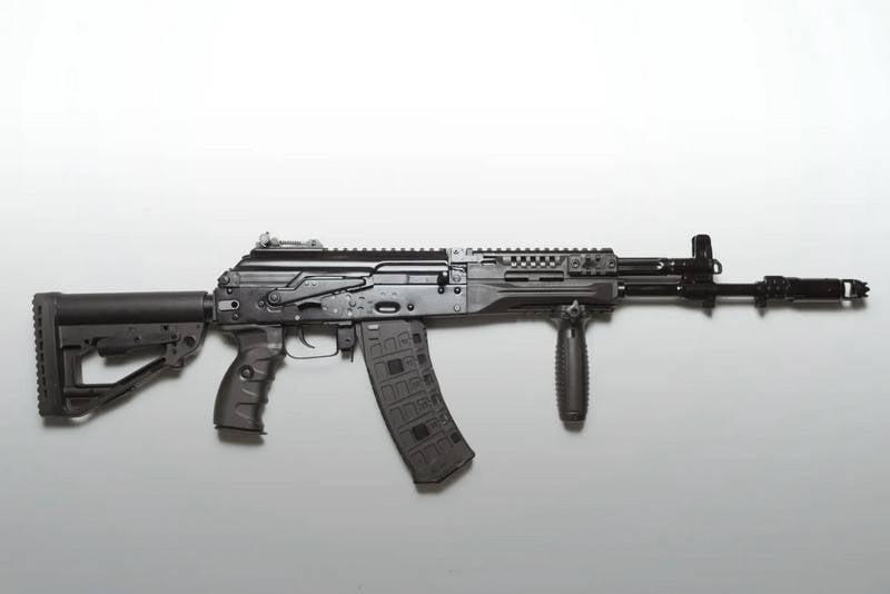 Belarus, bir parti AK-12 5,45x39 mm saldırı tüfeği satın almayı planlıyor