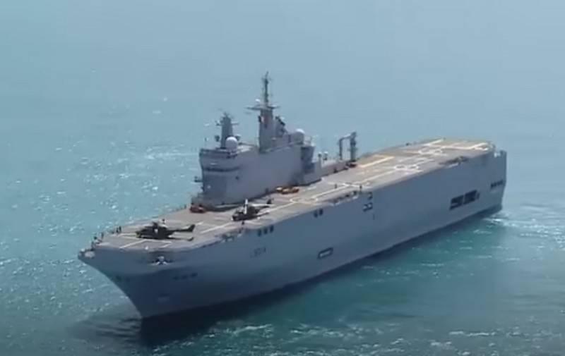 Франция укрепляет военное присутствие в Южно-Китайском море