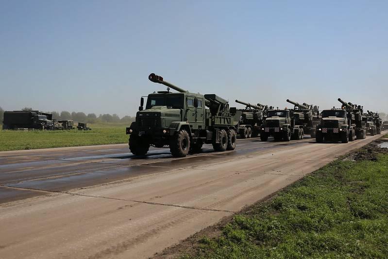 नाटो के मानक: यूक्रेन की योजना अपने स्वयं के उत्पादन के 155-मिमी गोला-बारूद का परीक्षण शुरू करने की है