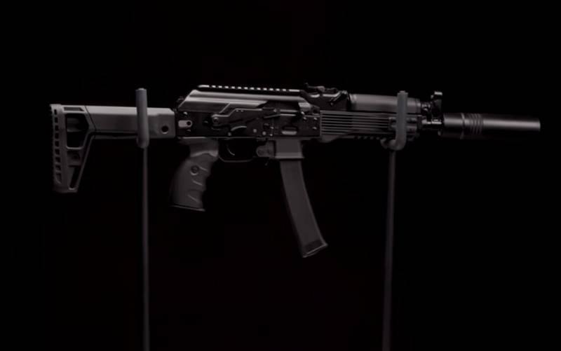 新しいカラシニコフPPK-20サブマシンガンの納品時期が発表されました