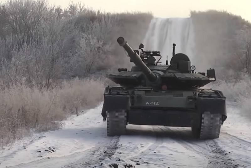 Модернизированные танки Т-72Б3М и Т-80БВМ встроят в сетецентрическую систему управления боем