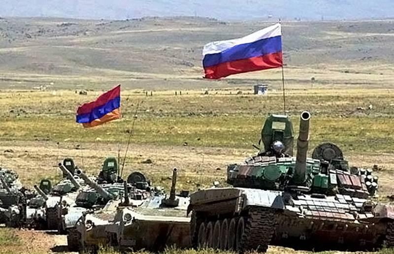 """""""Von einer zweiten Basis ist keine Rede"""": Armenien unterstützt den Ausbau der russischen Militärbasis in Gyumri"""