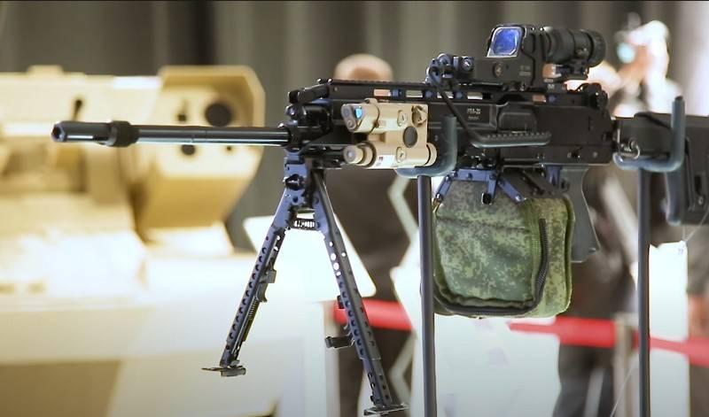 Новый ручной пулемёт РПЛ-20 может войти в состав экипировки «Сотник»