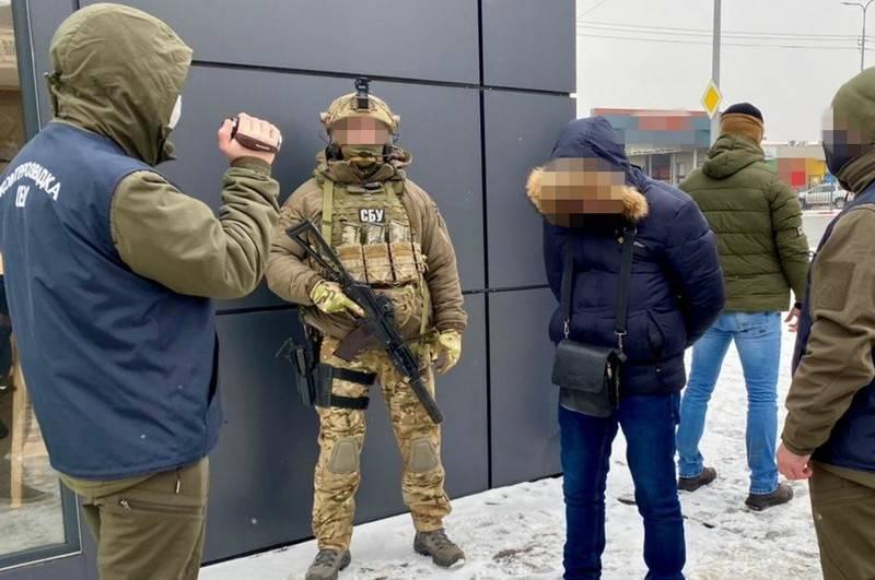 Le contre-espionnage du SBU rapporte l'arrestation d'un espion du GRU de l'état-major des forces armées RF