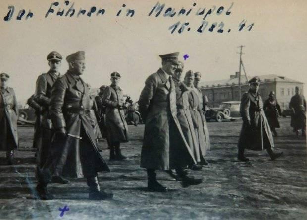 """Ukrayna'daki Hitler Sarayı: """"Kurt Adam"""""""