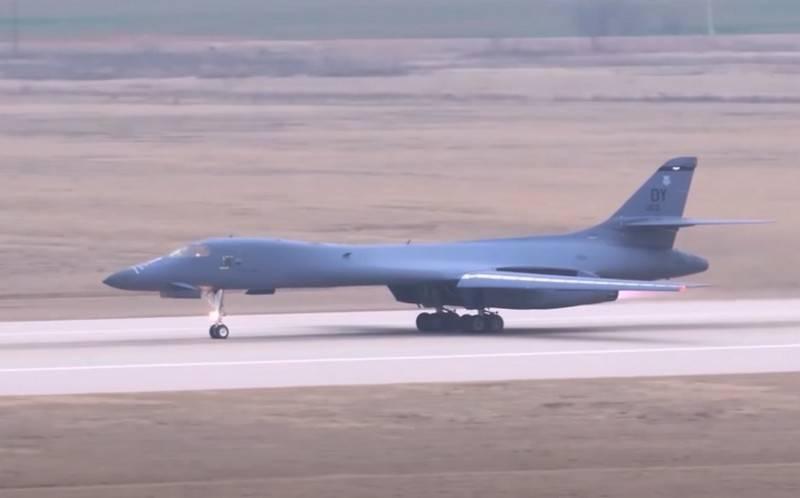 """""""Bölgesel İstikrarı Güçlendirin"""": Amerikan B-1B Lancer İlk Kez Norveç'e Taşındı"""