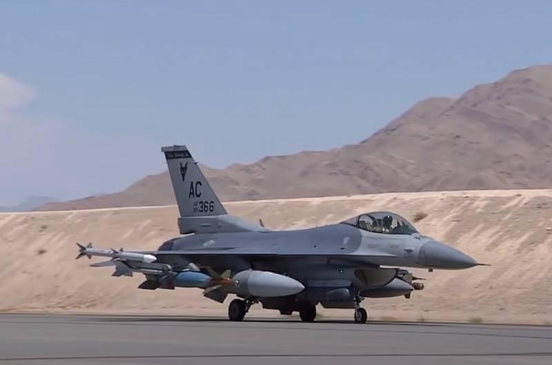 """""""Streik gegen Russland und China"""": Die US-Luftwaffe bestätigte ihre Absicht, die F-16 durch einen neuen Jäger zu ersetzen"""