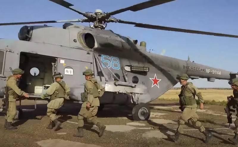国防省は、空挺部隊の一部として空中大隊を編成することを決定しました