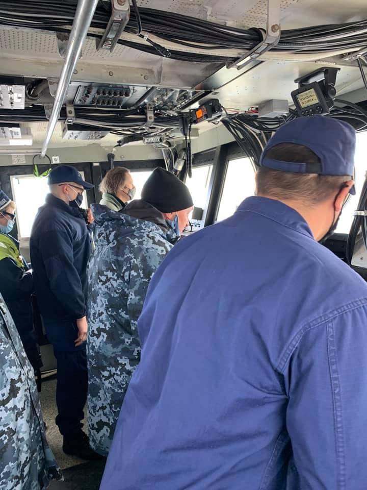 """""""Sumy"""" e """"Fastov"""": barche dagli USA non sono ancora state consegnate in Ucraina, ma sono già stati assegnati nomi ucraini"""