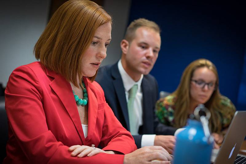Psaki said that it is possible to stop the construction of the SP-2 gas pipeline not only with the help of sanctions