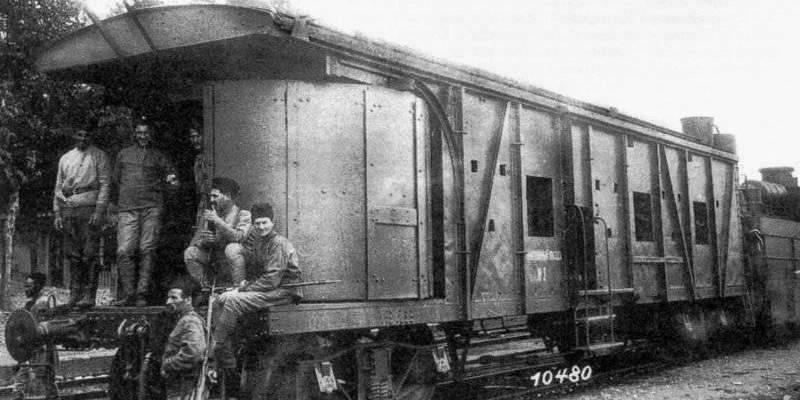Aserbaidschanische Geschichte: Wie russische Züge die Banditen durchbrachen
