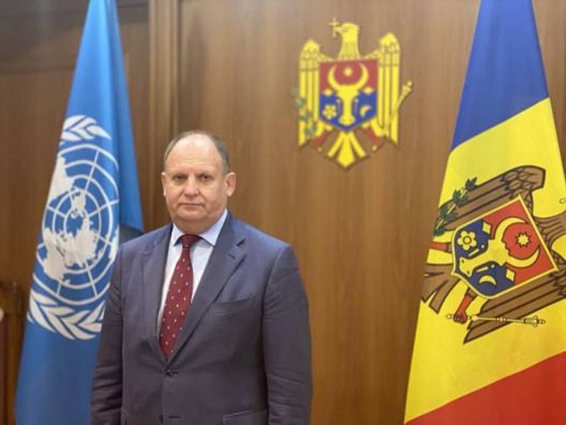 Госсекретарь МИД Молдавии выступил за вывод военных РФ из Приднестровья и за уничтожение боеприпасов
