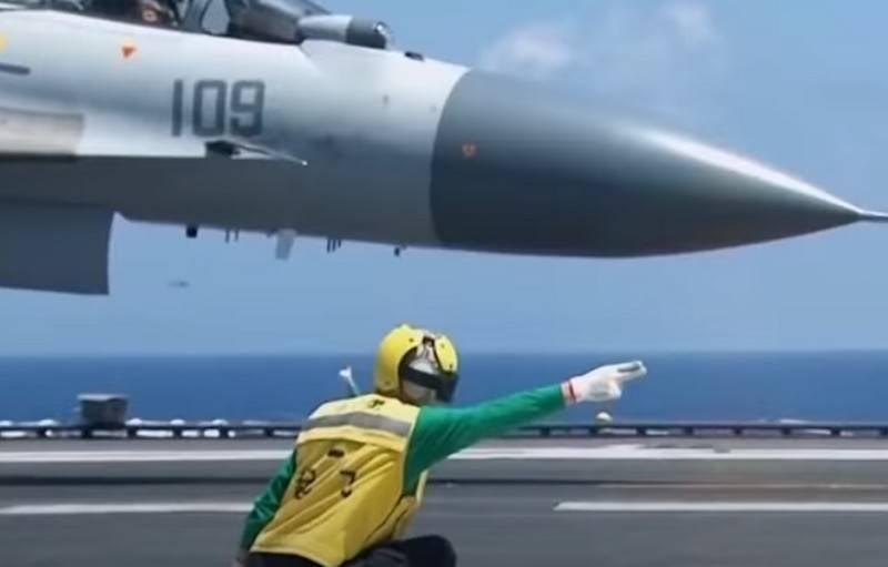 """""""Muito pesado"""": a nova aeronave AWACS KJ-600 foi declarada incapaz de decolar dos porta-aviões existentes da Marinha do PLA"""