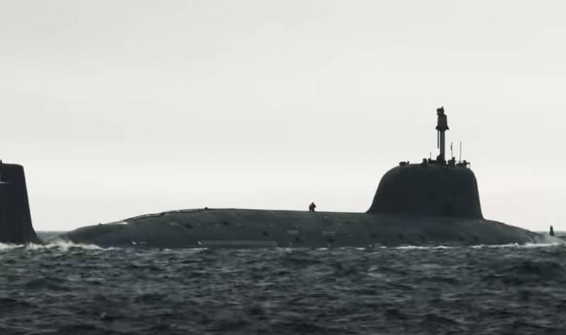 Подтверждено участие АПЛ «Северодвинск» в госиспытаниях гиперзвуковой ракеты «Циркон»
