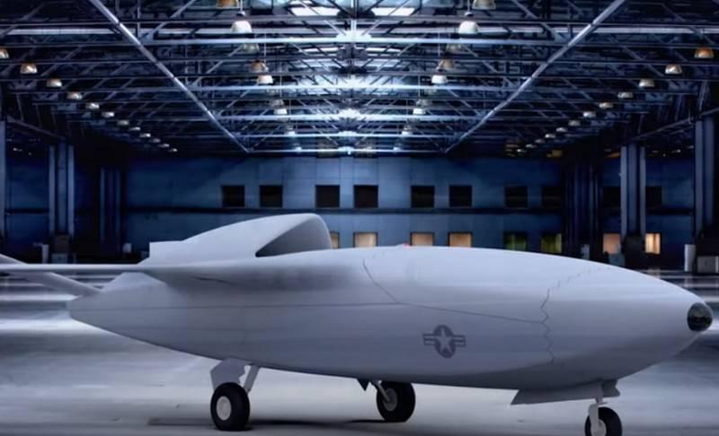 米空軍は、軍事演習中に初めて無人機をテストします