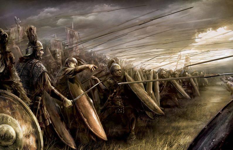 Боспорское царство. Падение Митридата VI Евпатора