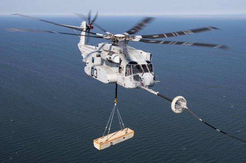 Израиль окончательно определился с новым транспортным вертолётом на замену CH-53 Yasur