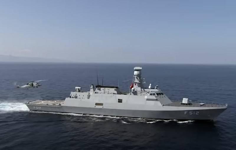 """""""Dépassera la version de base"""": le ministère de la Défense de l'Ukraine a décidé l'armement des corvettes pour la marine"""