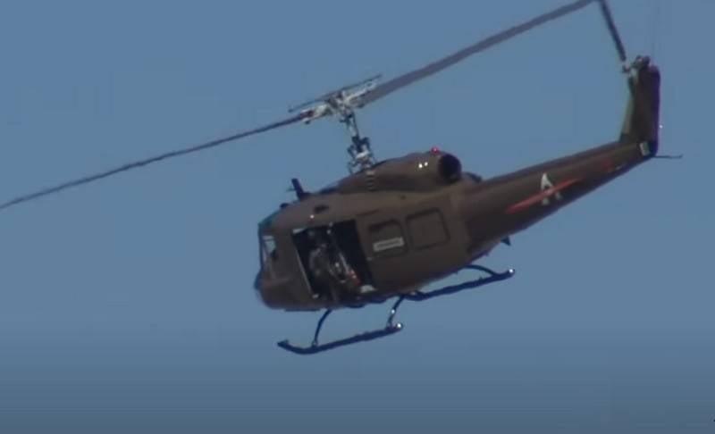 «Не Ирокез»: Новость о начале сборки на Одесском авиазаводе боевых вертолетов Bell UH-1 оказалась фейком