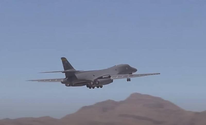 Переброшенные в Норвегию B-1 Lancer ВВС США совершили первое патрулирование над Баренцевым морем