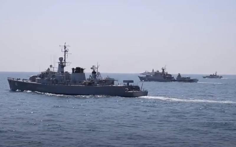 El ejercicio naval de la OTAN Poseidón 21 comienza en el Mar Negro