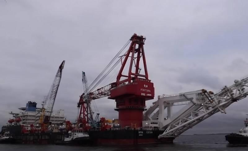 Le département d'État américain nie avoir négocié avec l'Allemagne sur Nord Stream 2