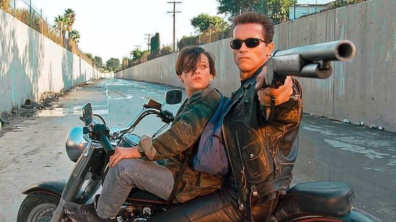"""La ballade sur """"Winchester"""": une arme pour le Terminator et pas seulement ..."""