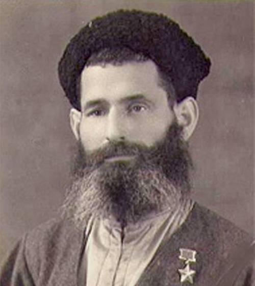 108回の戦闘でマイナスXNUMX人の敵兵士:KhadzhimurzaMildzikhovの偉業