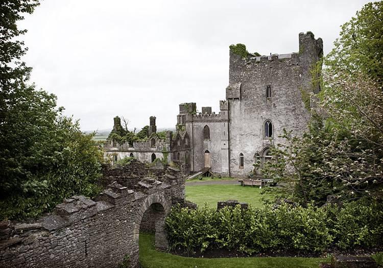 Château de Lip et ses terribles fantômes