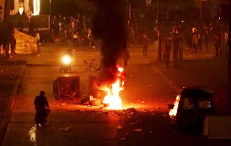 Сёмин: Ливанцы показали настоящий протест, так как им нечего терять