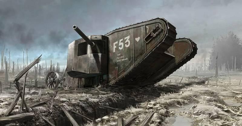 Броня туманного Альбиона: история танкостроения Англии