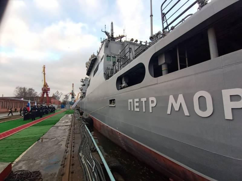 Преимущества и потенциал «Петра Моргунова»