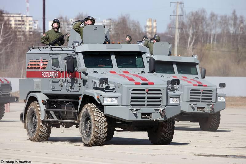 СуперКамАЗы: броня и 730 лошадиных сил