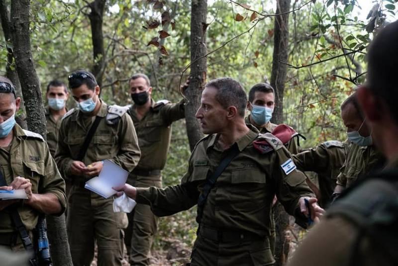 Вскрыто 9 контейнеров: с израильской военной базы похищено радиоэлектронное оборудование для связи