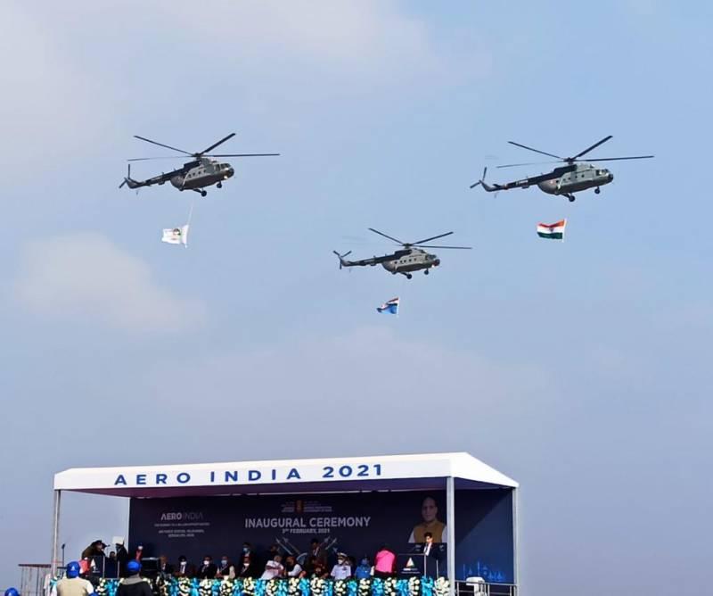Россия на выставке Aero India 2021. Новая техника и будущие заказы
