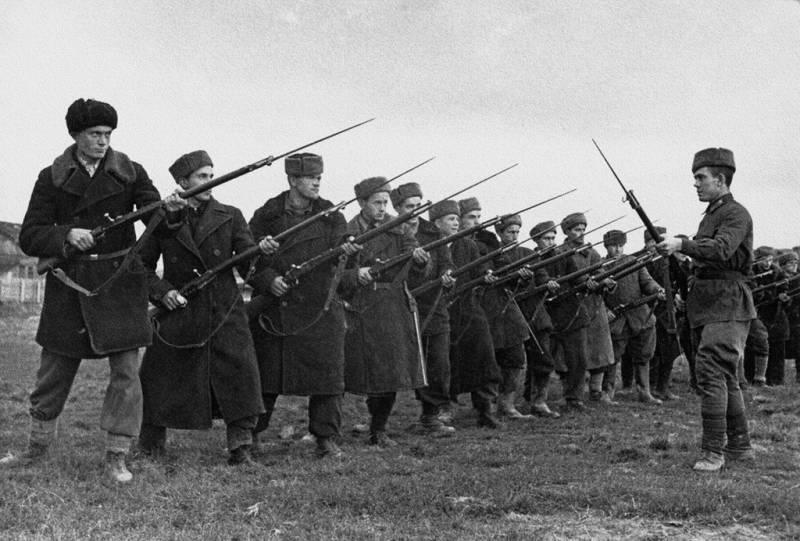 Штыки в боях: вчера и сегодня
