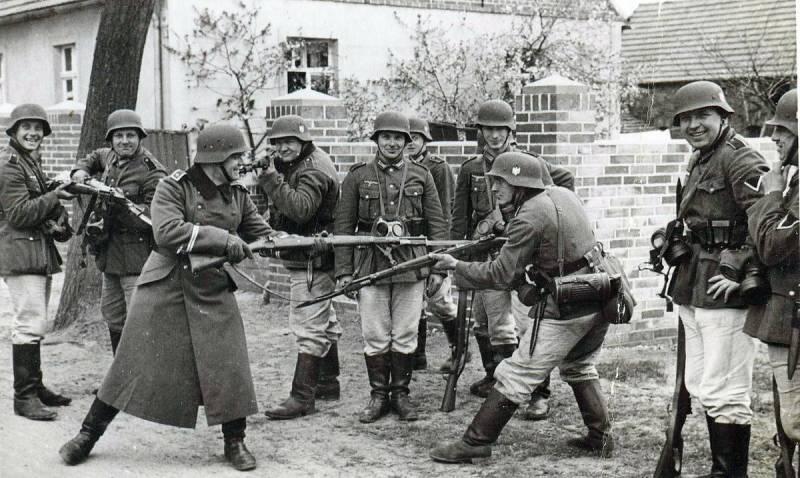 Штыки в боях: вчера и сегодня…