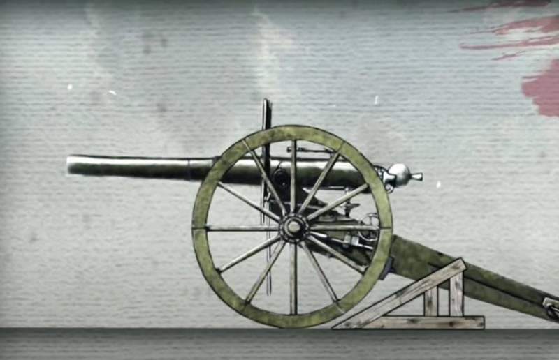 Когда ещё не было ракет: об истории и методах применения артиллерии