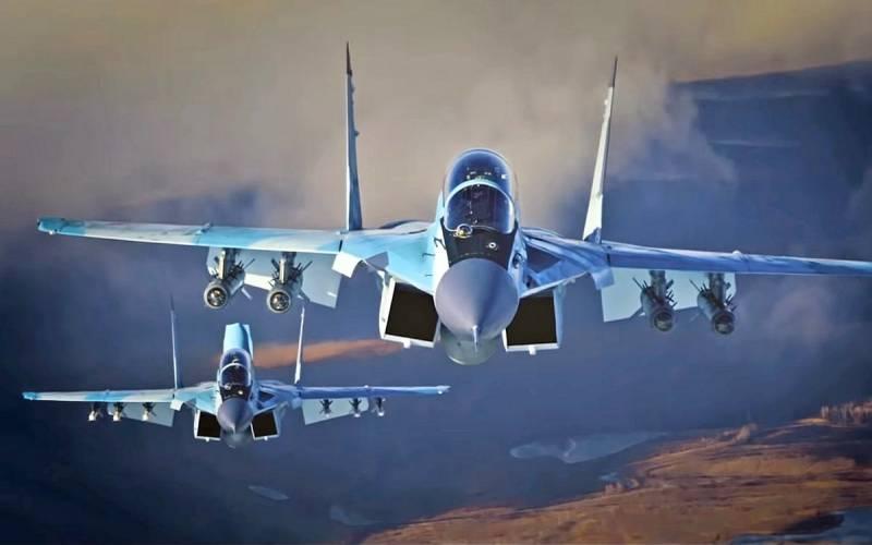 Пресса США: Индийские ВВС нацелились на российский МиГ-35