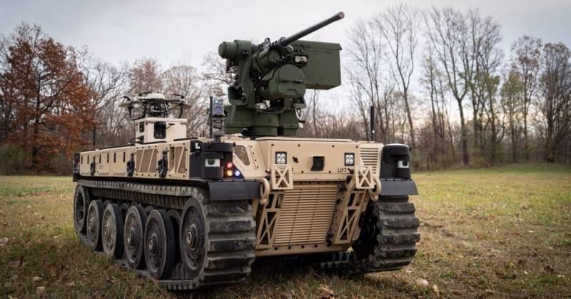 Искусственный интеллект в российской армии: догоняя уходящий поезд
