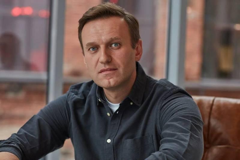 Немецкое правительство рассказало о яде в крови Навального