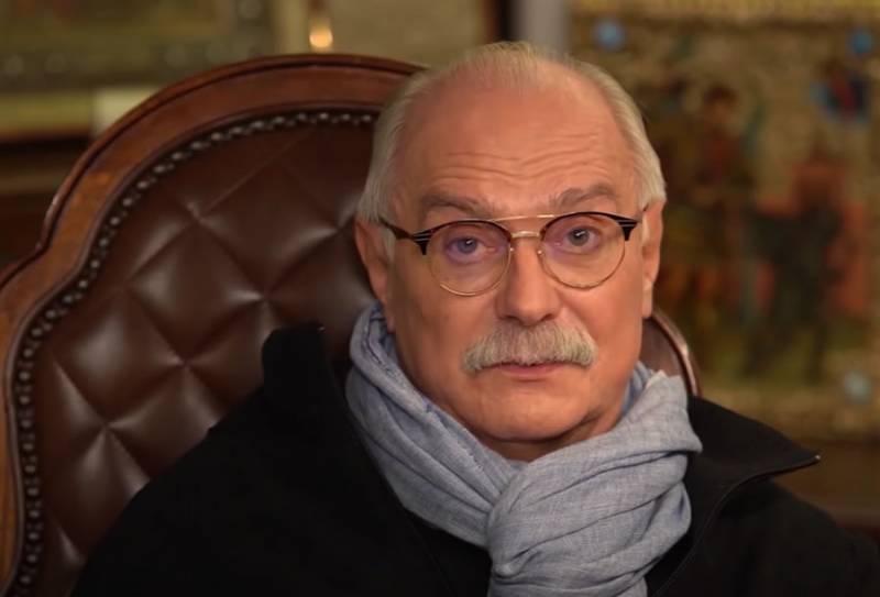 Михалков: Тогда задача была - развалить СССР, а сейчас - развалить Россию