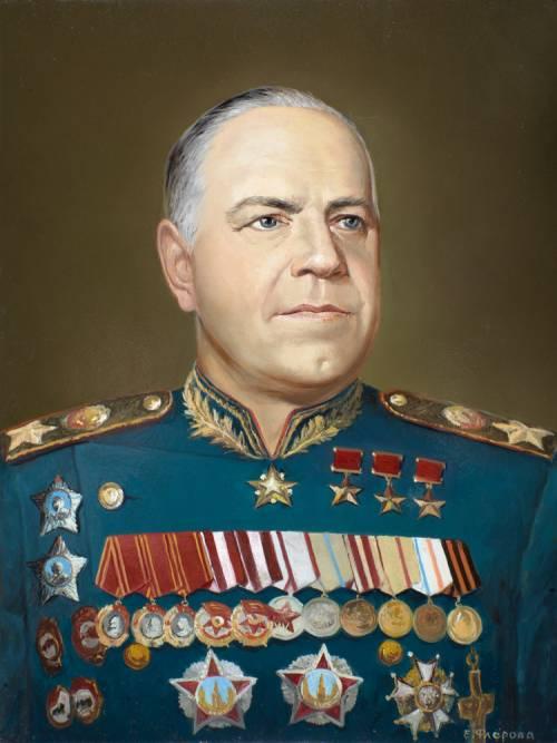 मार्शल जी.के. झूकोव