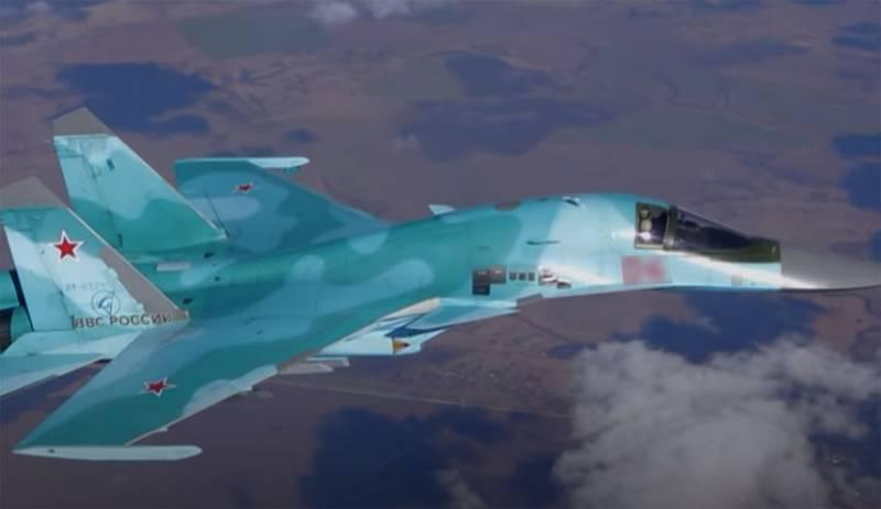 Не менее 30 ударов за несколько часов: Сообщается об операции ВКС РФ в центральной части Сирии