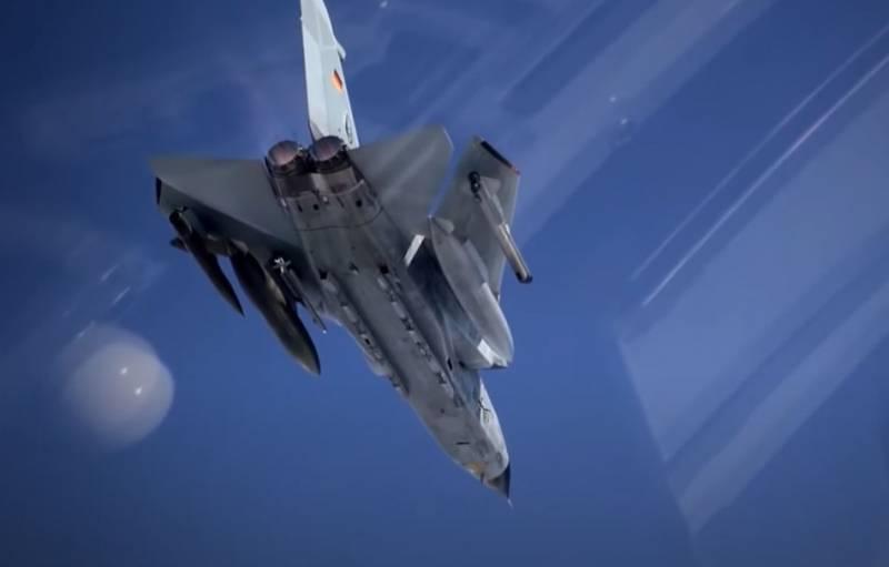 Пресс-служба Люфтваффе бундесвера: Решено эксплуатировать истребители Tornado до 2030 года