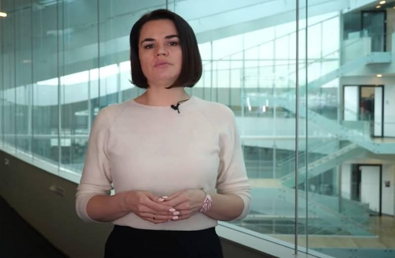 Тихановская: На данный момент акции протеста в Беларуси провалились